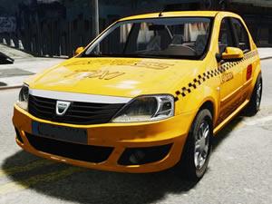 Dacia Taxi Jigsaw