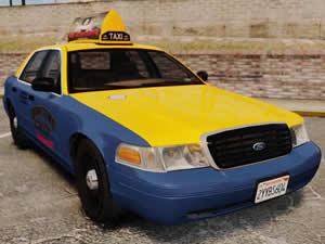 Ford Taxi Jigsaw