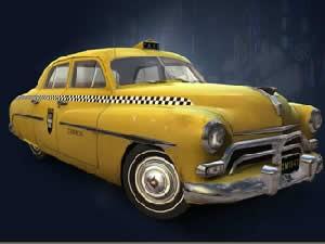 Mafia Taxi Jigsaw