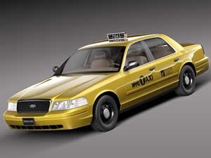 NY Taxi Cars Memory