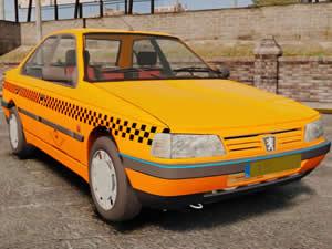 Peugeot Taxi Jigsaw