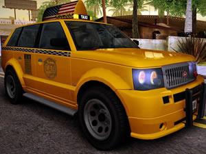 Rover Taxi Jigsaw