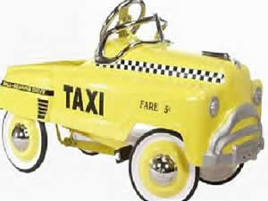 Taxi Puzzle Jigsaw