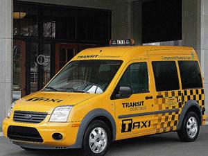 Transit Taxi Jigsaw