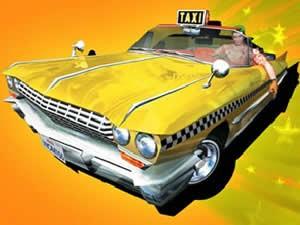 Crazy Taxi Sliding