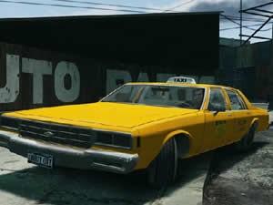 GTA Taxi Hidden Letters